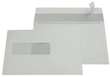 Gallery enveloppes, ft 156 x 220 mm, bande adhésive, fenêtre à gauche (ft 40 x 110 mm)