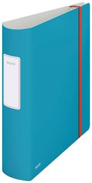 Leitz Cosy classeur à levier Active, dos de 8,2 cm, bleu