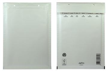 Bong Airpro enveloppes à bulles d'air, ft 175 x 265 mm, avec bande adhésive, boîte de 100 pièces, blanc