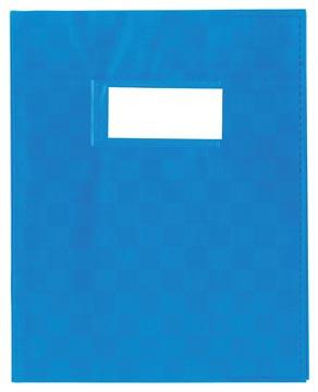 Protège-cahiers ft 23 x 30 cm, bleu