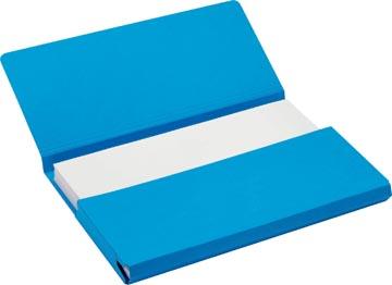 Jalema Secolor Pochette documents pour ft A4 (31 x 23 cm), bleu