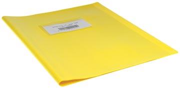 Bronyl protège-cahiers ft 16,5 x 21 cm (cahier), jaune