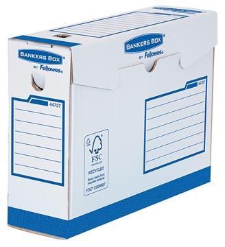 Bankers Box Basic boîte à archives Heavy Duty, ft A4+, dos de 10 cm