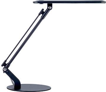 Unilux LED lampe de bureau Rumbaled, noir