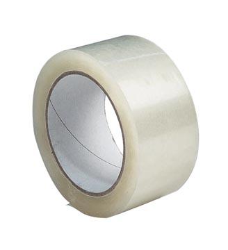 Celfix ruban adhésif d'emballage, ft 50 mm x 66 m, PP, transparent