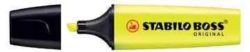 STABILO BOSS ORIGINAL surligneur, jaune