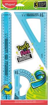 KIT TRACAGE TWIST N FLEX 3 PCS