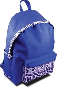 Pergamy Ethnic sac à dos, bleu