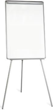 Pergamy tableau de conférence Essential, non-magnétique, avec pince de fixation, ft 107 x75 cm
