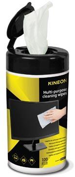 Kineon lingettes multi-usage, boîte de 100 lingettes