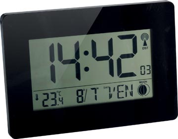 Orium by CEP horloge digitale multifonction avec écran LCD, ft 22,9 x 2,7 x 16,2 cm