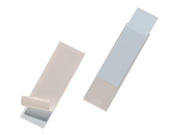 Durable Pocketfix dimensions intérieures 100 x 28 mm, dimensions extérieures 104 x 32 mm