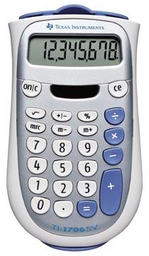 Texas calculatrice de poche TI-1706 SV