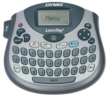Dymo système de lettrage LetraTag LT-100T, azerty