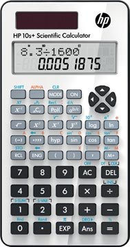 HP calculatrice scientifique 10S+