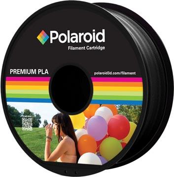 Polaroid 3D Universal Premium PLA filament, 1 kg, noir