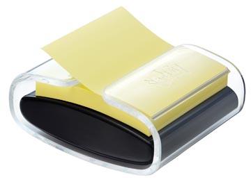 Post-it Z-Notes dispenseur pro, pour ft 76 x 76 mm, bloc de 90 feuilles