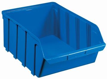 Viso bac de rangement 28 litre, bleu