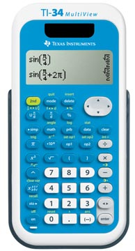 Calculatrices scientifiques