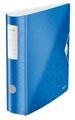 Leitz WOW classeur à levier Active, dos de 8,2 cm, bleu