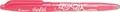 Pilot Frixion Ball roller à encre gel rose corail