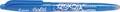 Pilot Frixion Ball roller à encre gel bleu ciel