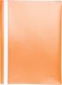 Pergamy farde à devis, ft A4, PP, paquet de 25 pièces, orange